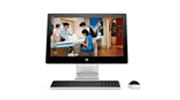 Hp TS 23 q141in All in one Desktop