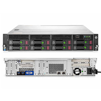 Hp Proliant BL460c Gen8 Server with 16GB