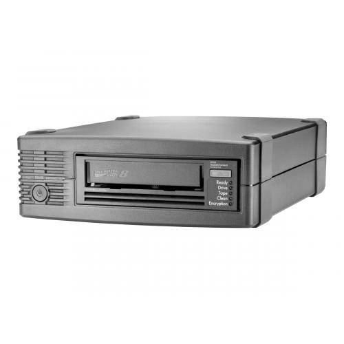 HPE LTO-8 Ultrium 30750 BC023A External Tape Drive
